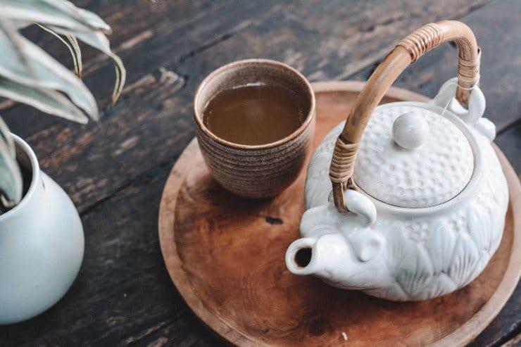 herbal tea for endometriosis pain relief
