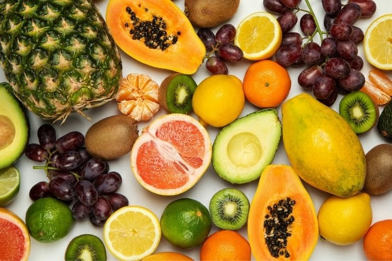diet for glowing skin in 10 days