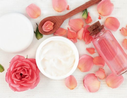 homemade coconut oil body butter