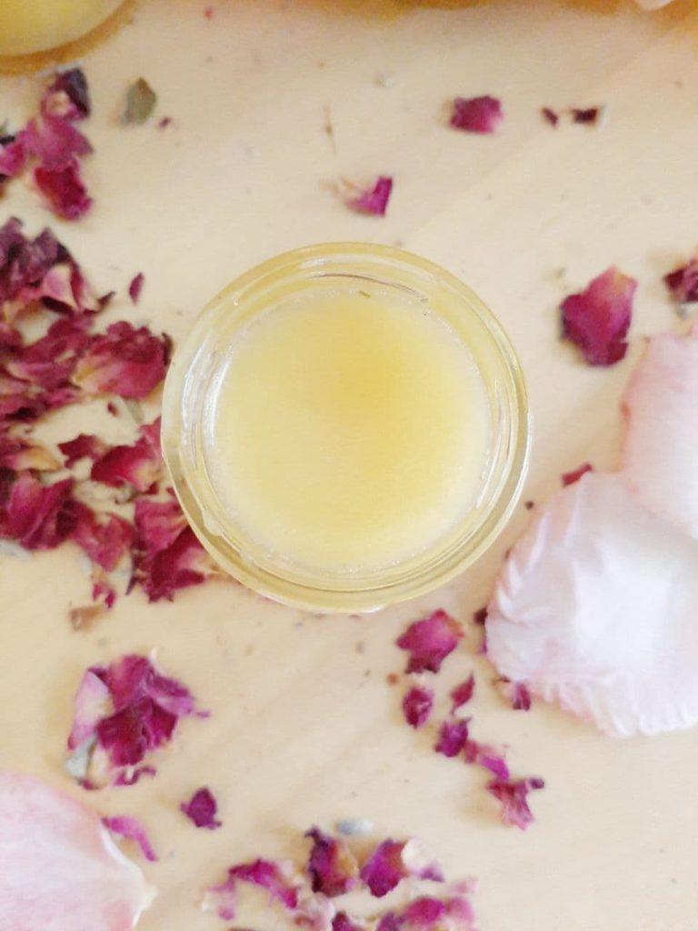 diy lip balm recipe with shea butter